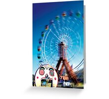 Whirler Party Wheel Greeting Card