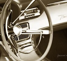 Classic Car 48 by Joanne Mariol