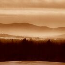 Route 120 Vermont View by Deborah  Benoit