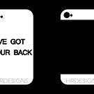 I've got your back by aldemore