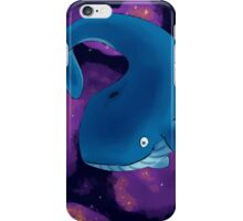Space Whale iPhone Case/Skin