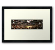 The United Center Framed Print
