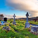 Celtic Crosses of the Aran Islands by Mark Tisdale