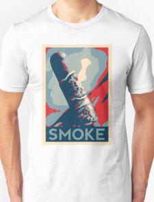 Smoke - cigar obama style poster graphic T-Shirt