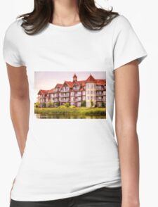 Westin Trillium House Womens Fitted T-Shirt