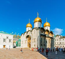 Complete Moscow Kremlin Tour - 26 of 70 by luckypixel