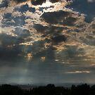 Light From Heaven by Steven  Siow