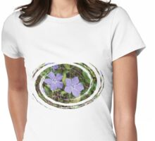 Periwinkle........ Womens Fitted T-Shirt