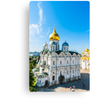 Complete Moscow Kremlin Tour - 30 of 70 Canvas Print
