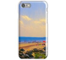 New England Summer days iPhone Case/Skin