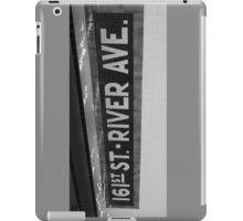 161st Street - River Ave iPad Case/Skin