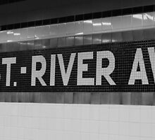 161st Street - River Ave by Amanda Vontobel Photography/Random Fandom Stuff