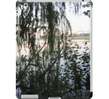 Through the leaves iPad Case/Skin