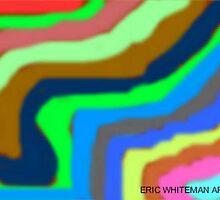 (MAYBE  TOMORROW) ERIC WHITEMAN ART  by eric  whiteman
