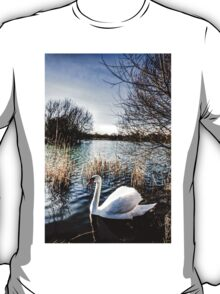 The Peaceful Swan T-Shirt