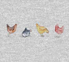 Happy Hens Kids Clothes