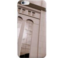Yankee Stadium & Subway Tracks iPhone Case/Skin