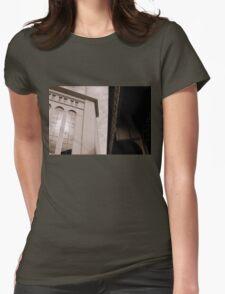 Yankee Stadium & Subway Tracks T-Shirt