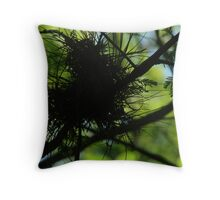 Heart strings.  Throw Pillow