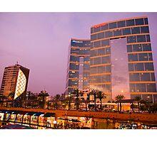 Lima city Photographic Print