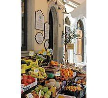 Fresh Italy Photographic Print