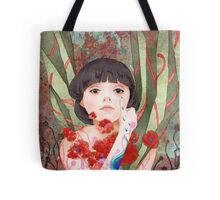 #8 Poppy Tote Bag