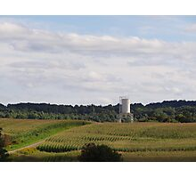 The Vast Corn Field Photographic Print