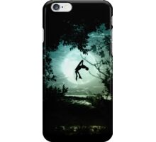 123 aereal body iPhone Case/Skin