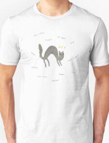 Scaredy Cat Unisex T-Shirt