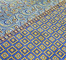 Magic Carpet by joan warburton