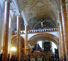 The Hofkirche (Imperial Church) Innsbruck, Tyrol - Austria by sstarlightss