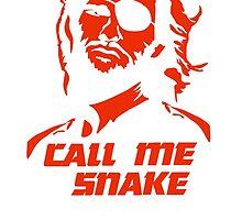 Call me Snake by edcarj82
