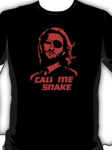 Call me Snake T-Shirt