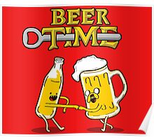 Beer Time Poster