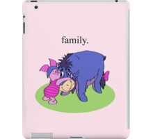 Eeyore and Piglet iPad Case/Skin