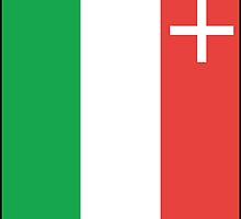 Flag of Neuchâtel Canton  by abbeyz71