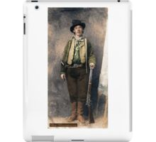 Billy The Kid 1 iPad Case/Skin