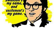 Henry Swanson's my name by edcarj82