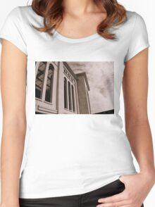 Yankee Stadium Women's Fitted Scoop T-Shirt
