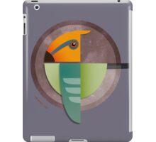 Undiscovered Species - Alpha Green iPad Case/Skin