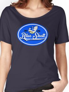 Blue Shell auto parts Women's Relaxed Fit T-Shirt