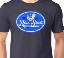 Blue Shell auto parts Unisex T-Shirt
