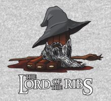 Lord of the Ribs - Gandalf One Piece - Long Sleeve