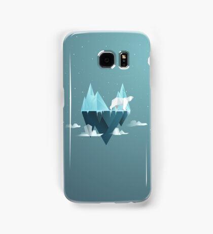 Low Poly Polar Bear Samsung Galaxy Case/Skin