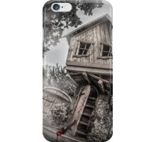 Don't go into the Woods iPhone Case/Skin