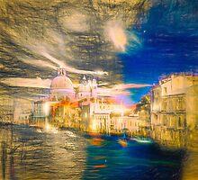 My Idea of Paradise - Venice, Italy by David Rozansky