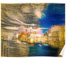 My Idea of Paradise - Venice, Italy Poster