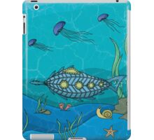 Nautilus under the sea iPad Case/Skin