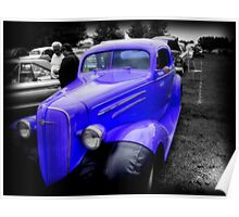 1936 Chevy Coupe Poster
