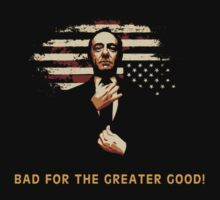 Frank Underwood For President (Bad For The Greater Good) by FAdesigns